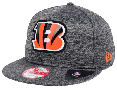 Cincinnati Bengals New Era NFL Shadow Tech 9FIFTY Snapback Cap