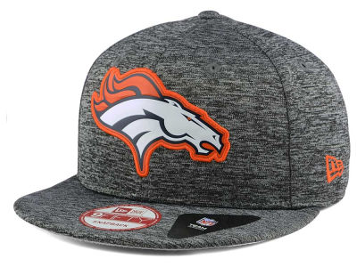 Denver Broncos New Era NFL Shadow Tech 9FIFTY Snapback Cap