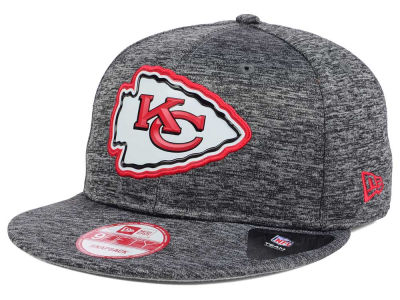 Kansas City Chiefs New Era NFL Shadow Tech 9FIFTY Snapback Cap