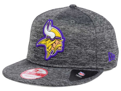 Minnesota Vikings New Era NFL Shadow Tech 9FIFTY Snapback Cap