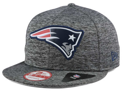 New England Patriots New Era NFL Shadow Tech 9FIFTY Snapback Cap