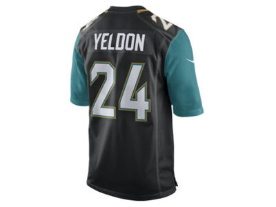 Jacksonville Jaguars Tom Brady Nike NFL Youth Game Jersey