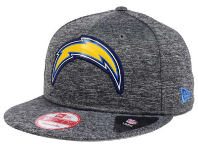 Los Angeles Chargers New Era NFL Shadow Tech 9FIFTY Snapback Cap
