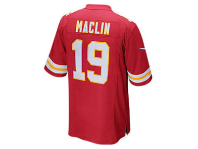 Kansas City Chiefs Jeremy Maclin Nike NFL Youth Game Jersey