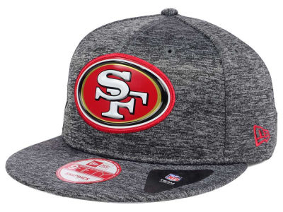 San Francisco 49ers New Era NFL Shadow Tech 9FIFTY Snapback Cap