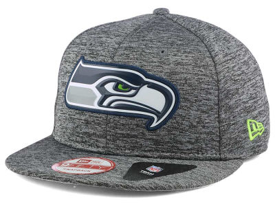 Seattle Seahawks New Era NFL Shadow Tech 9FIFTY Snapback Cap