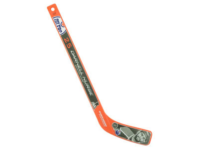 Edmonton Oilers Darnell Nurse Team Player Plastic Stick
