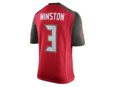 Tampa Bay Buccaneers Jameis Winston Nike NFL Youth Limited Jersey