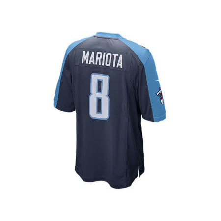 Tennessee Titans Marcus Mariota Nike NFL Youth Limited Jersey