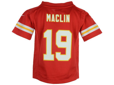 Kansas City Chiefs Jeremy Maclin Nike NFL Toddler Game Jersey