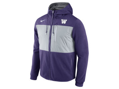 Washington Huskies Nike NCAA Men's Champ Drive AV15 Full Zip Hoodie