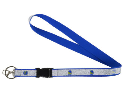 Golden State Warriors Sparkle Lanyard-Aminco