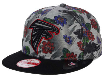 Atlanta Falcons New Era NFL Cool Breeze Trop 9FIFTY Snapback Cap