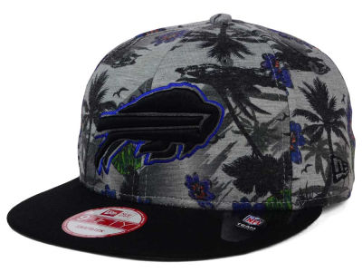 Buffalo Bills New Era NFL Cool Breeze Trop 9FIFTY Snapback Cap