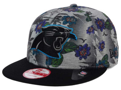 Carolina Panthers New Era NFL Cool Breeze Trop 9FIFTY Snapback Cap