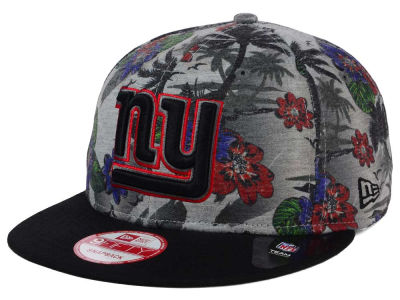 New York Giants New Era NFL Cool Breeze Trop 9FIFTY Snapback Cap