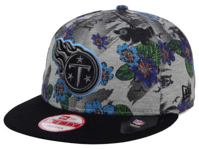 Tennessee Titans New Era NFL Cool Breeze Trop 9FIFTY Snapback Cap