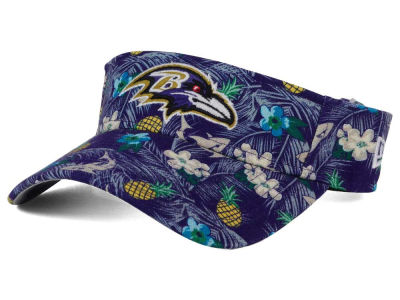 Baltimore Ravens New Era NFL Mahalo Visor