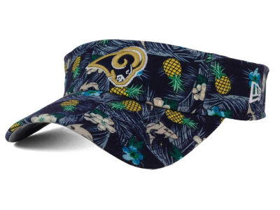 Los Angeles Rams New Era NFL Mahalo Visor