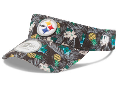 Pittsburgh Steelers New Era NFL Mahalo Visor