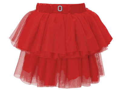 Ohio State Buckeyes Outerstuff NCAA Toddler Girls Team Tutu Skirt