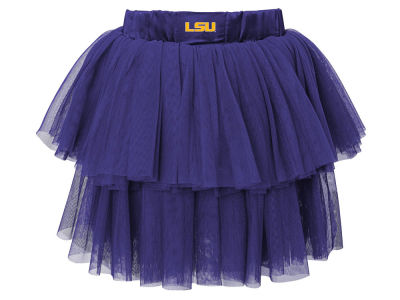 LSU Tigers Outerstuff NCAA Toddler Girls Team Tutu Skirt