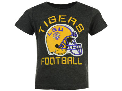 LSU Tigers Outerstuff NCAA Kids Downhill Rusher T-Shirt