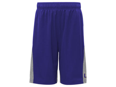 LSU Tigers adidas NCAA Youth Twist Shorts