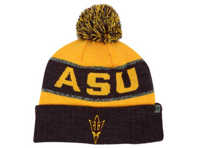 Arizona State Sun Devils Top of the World NCAA Below Zero Knit