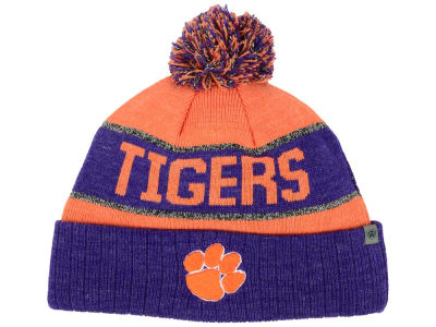 Clemson Tigers Top of the World NCAA Below Zero Knit