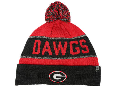 Georgia Bulldogs Top of the World NCAA Below Zero Knit