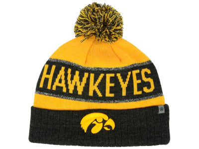 Iowa Hawkeyes Top of the World NCAA Below Zero Knit