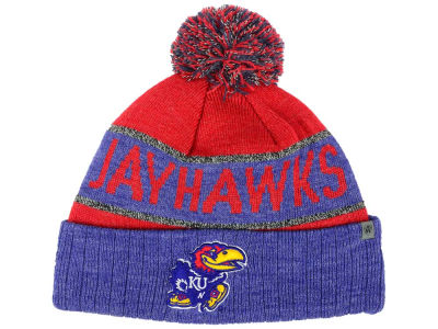 Kansas Jayhawks Top of the World NCAA Below Zero Knit