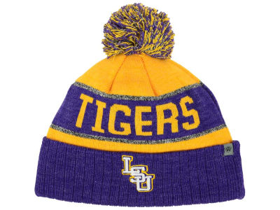 LSU Tigers Top of the World NCAA Below Zero Knit