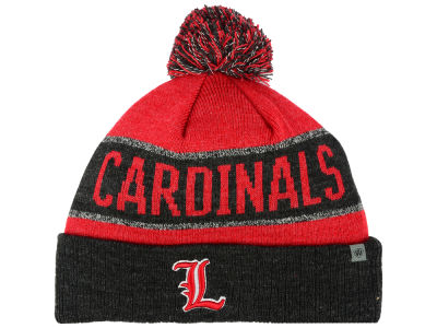 Louisville Cardinals Top of the World NCAA Below Zero Knit