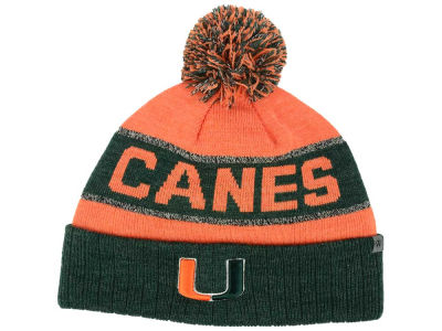 Miami Hurricanes Top of the World NCAA Below Zero Knit
