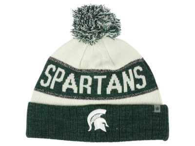 Michigan State Spartans Top of the World NCAA Below Zero Knit