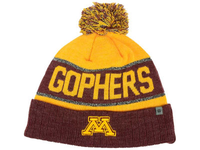 Minnesota Golden Gophers Top of the World NCAA Below Zero Knit