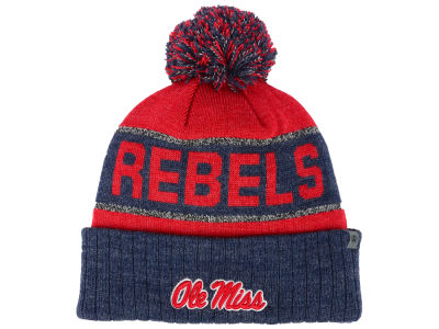 Ole Miss Rebels Top of the World NCAA Below Zero Knit