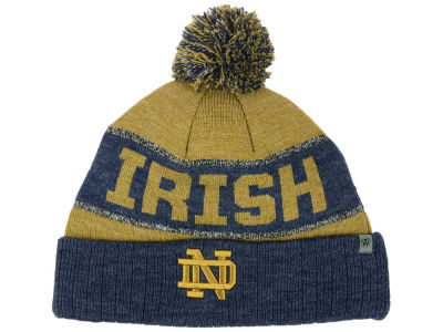Notre Dame Fighting Irish Top of the World NCAA Below Zero Knit