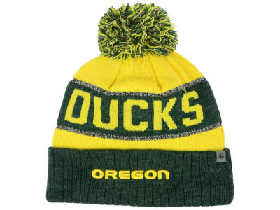 Oregon Ducks Top of the World NCAA Below Zero Knit