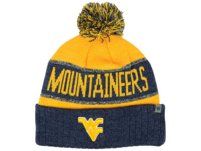 West Virginia Mountaineers Top of the World NCAA Below Zero Knit