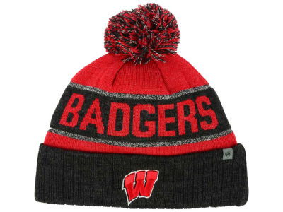 Wisconsin Badgers Top of the World NCAA Below Zero Knit