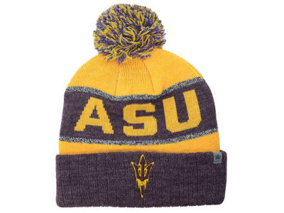 Arizona State Sun Devils Top of the World NCAA Youth Below Zero Knit