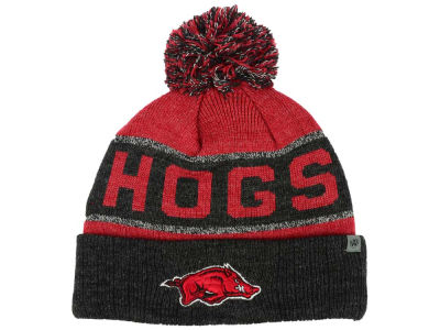 Arkansas Razorbacks Top of the World NCAA Youth Below Zero Knit