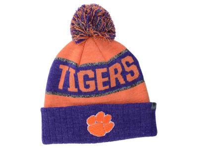 Clemson Tigers Top of the World NCAA Youth Below Zero Knit