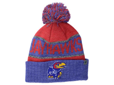 Kansas Jayhawks Top of the World NCAA Youth Below Zero Knit
