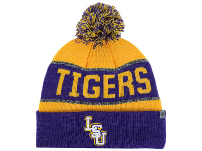 LSU Tigers Top of the World NCAA Youth Below Zero Knit
