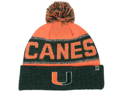 Miami Hurricanes Top of the World NCAA Youth Below Zero Knit