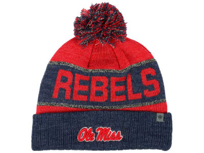Ole Miss Rebels Top of the World NCAA Youth Below Zero Knit